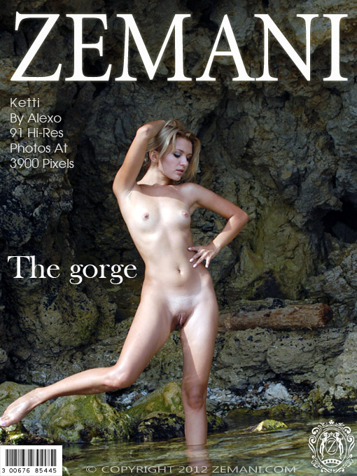 Ketti - `The Gorge` - by Alexo for ZEMANI