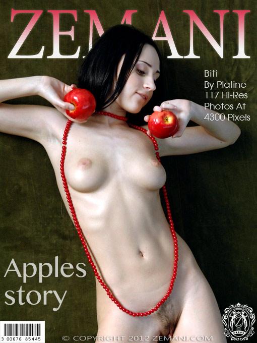 Biti - `Apples Story` - by Platine for ZEMANI