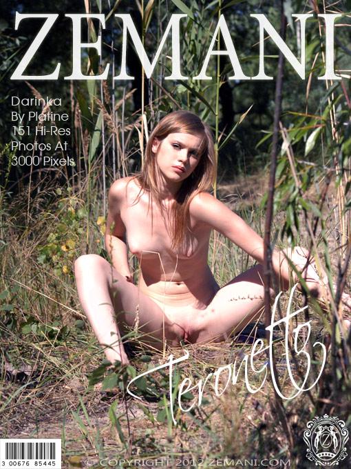 Darinka in Teronetto gallery from ZEMANI by Platine