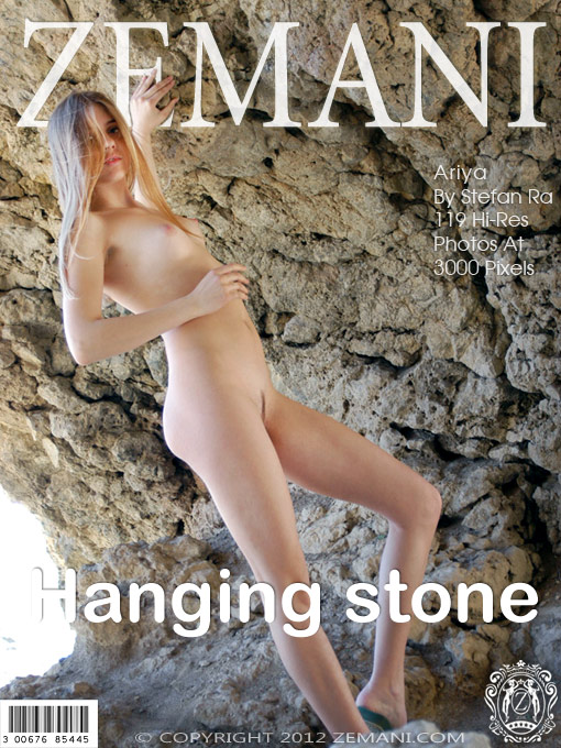 Ariya - `Hanging Stone` - by Stefan Ra for ZEMANI
