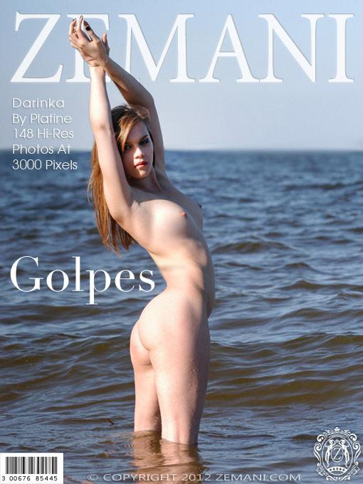 Darinka - `Golpes` - by Platine for ZEMANI