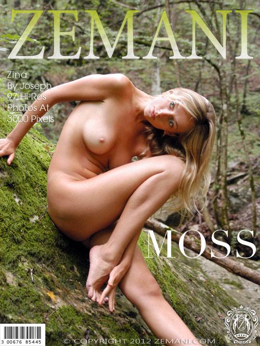Zina - `Moss` - by Joseph for ZEMANI