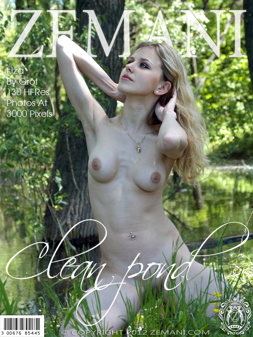 Liza - `Clean Pond` - by Grot for ZEMANI