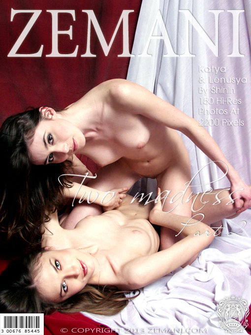Lenusya & Katya - `Two Madness - Part 2` - by Shinin for ZEMANI
