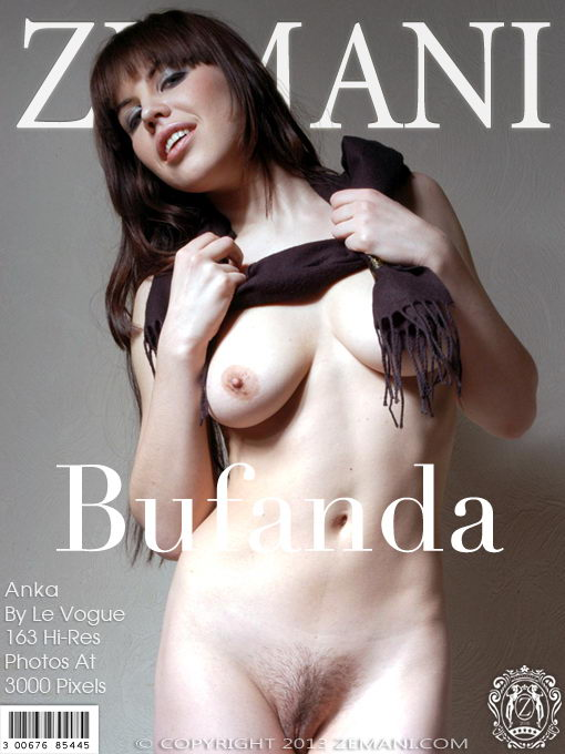 Anka - `Bufanda` - by Le Vogue for ZEMANI