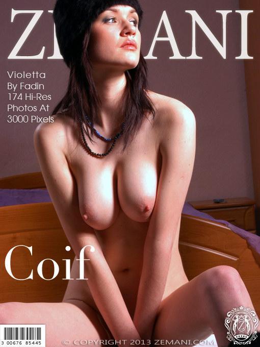 Violetta - `Coif` - by Fadin for ZEMANI