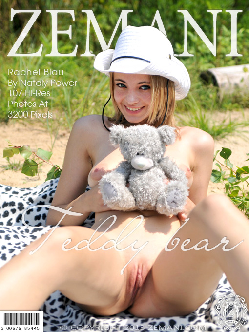 Rachel Blau - `Teddy Bear` - by Nataly Power for ZEMANI