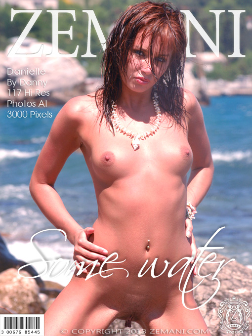 Danielle - `Some Water` - by Danny for ZEMANI