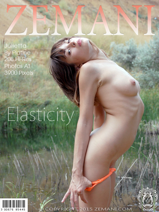 Julietta - `Elasticity` - by Platine for ZEMANI