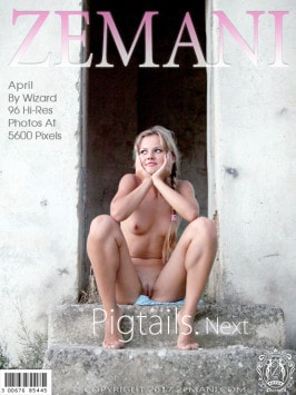 April  from ZEMANI