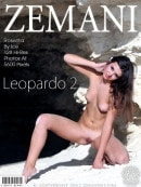 Rosetta in Leopardo 2 gallery from ZEMANI by Ice