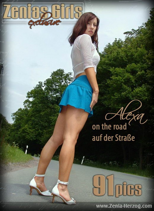 Alexa - `On the Road` - by Carlos Ridago for ZENIA-HERZOG