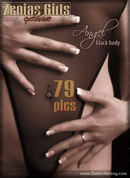 Angel - `Black Body` - by Carlos Ridago for ZENIA-HERZOG