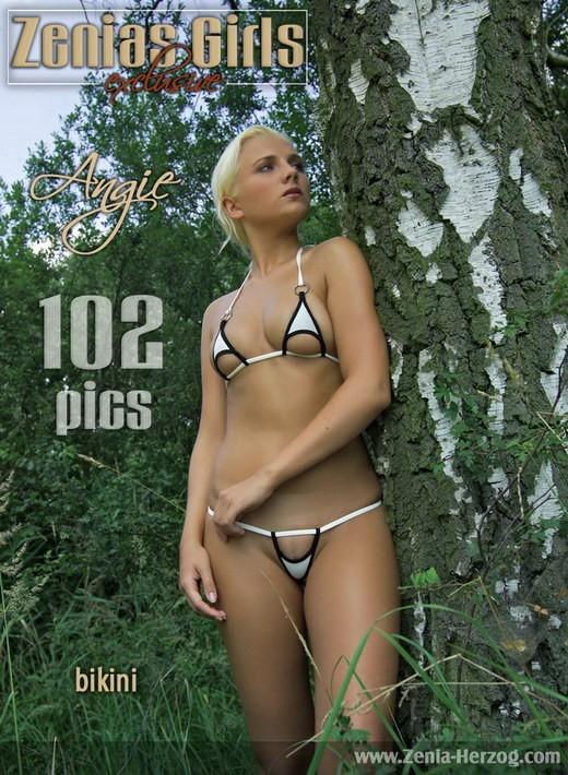 Angie - `Bikini` - by Carlos Ridago for ZENIA-HERZOG