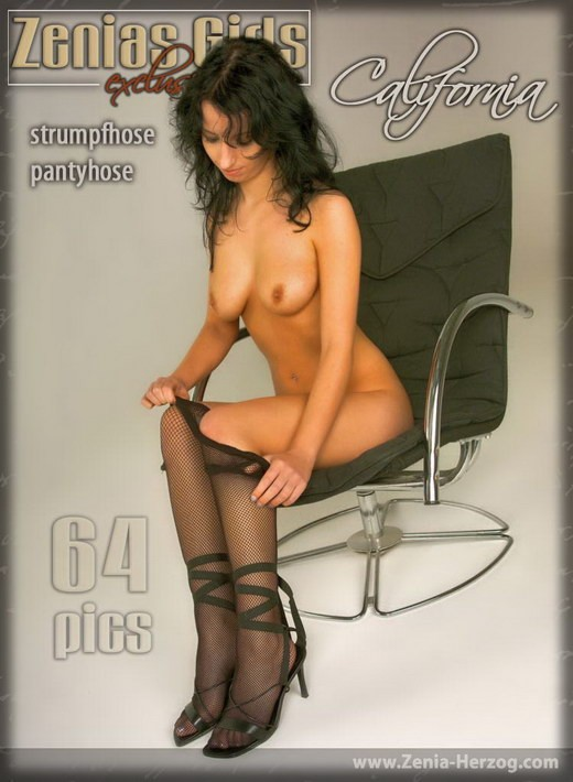 California - `Pantyhose` - by Carlos Ridago for ZENIA-HERZOG