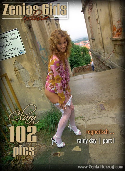 Clara - `Rainy Day - Part 1` - by Carlos Ridago for ZENIA-HERZOG