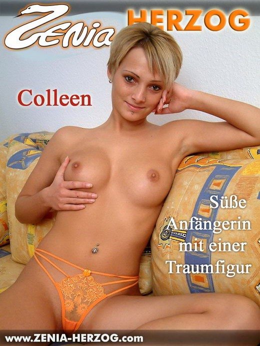 Colleen - `A Sweet Beginner` - by Carlos Ridago for ZENIA-HERZOG
