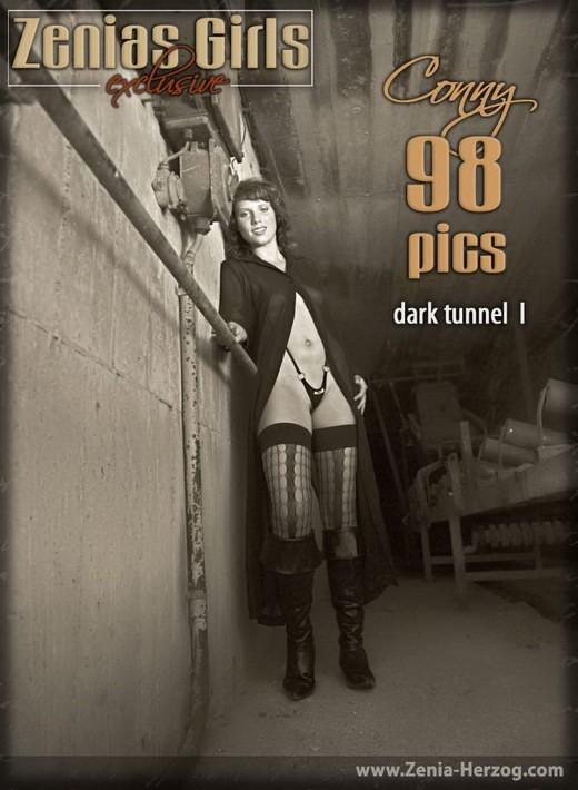 Conny - `Dark Tunnel 1` - by Carlos Ridago for ZENIA-HERZOG