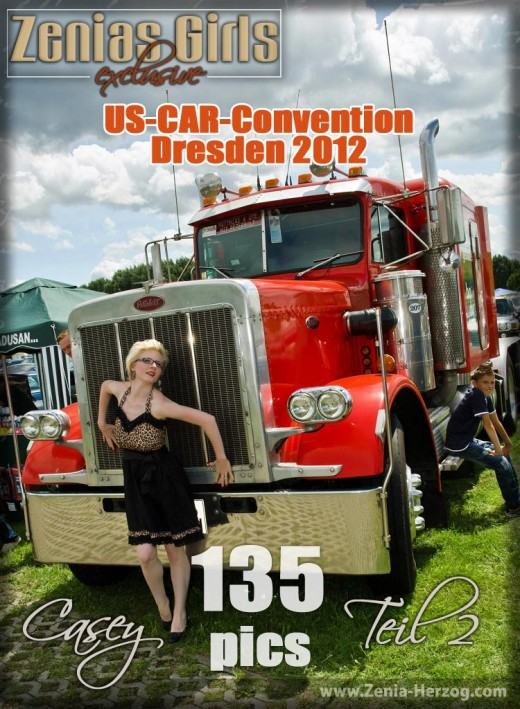 Casey - `Us-Car-Convention Dresden 2012 - Part 2` - by Carlos Ridago for ZENIA-HERZOG