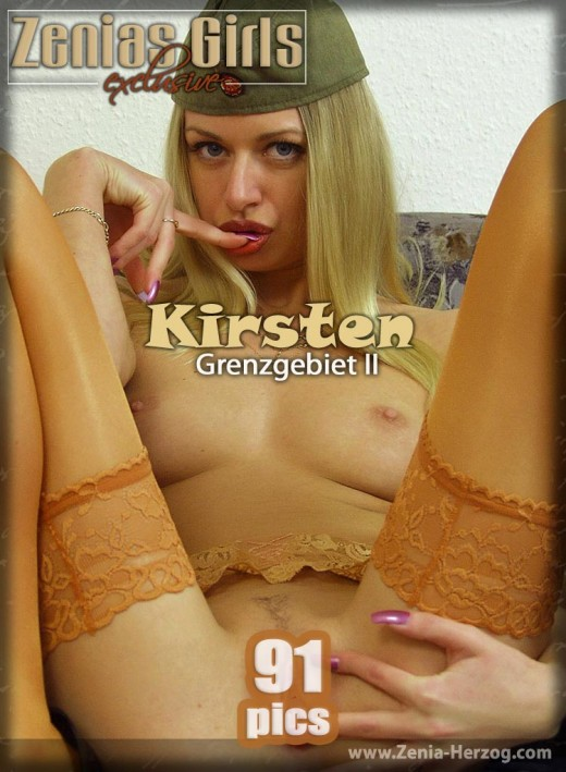 Kirsten - `Border-Games - Part II` - by Carlos Ridago for ZENIA-HERZOG