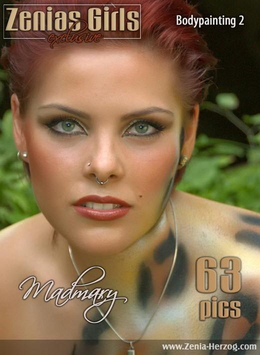 Madmary - `Bodypainting 2` - by Carlos Ridago for ZENIA-HERZOG