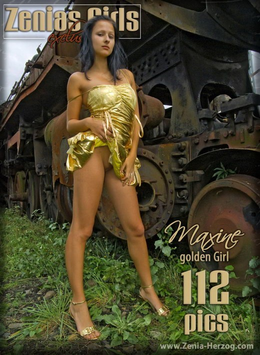Maxine in Golden Girl gallery from ZENIA-HERZOG by Carlos Ridago