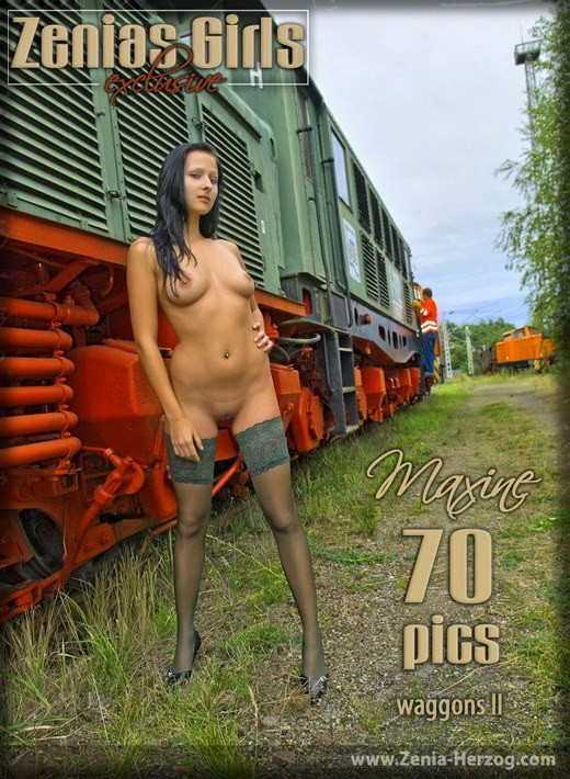 Maxine - `Waggons 2` - by Carlos Ridago for ZENIA-HERZOG