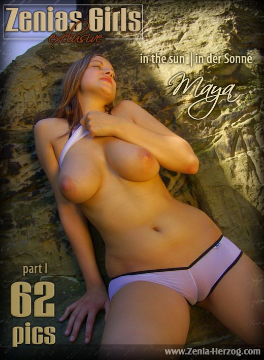 Maya - `In the Sun - Part 1` - by Carlos Ridago for ZENIA-HERZOG
