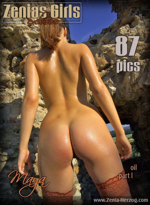 Maya - `Oil - Part 1` - by Carlos Ridago for ZENIA-HERZOG