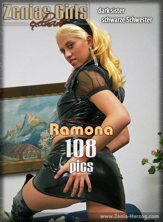 Ramona - `Dark Sister` - by Carlos Ridago for ZENIA-HERZOG