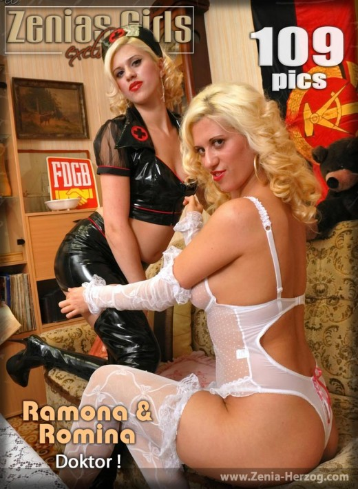Ramona & Romina - `Doktor!` - by Carlos Ridago for ZENIA-HERZOG