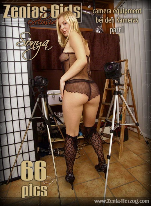 Sonya - `Camera Equipment - Part 1` - by Carlos Ridago for ZENIA-HERZOG