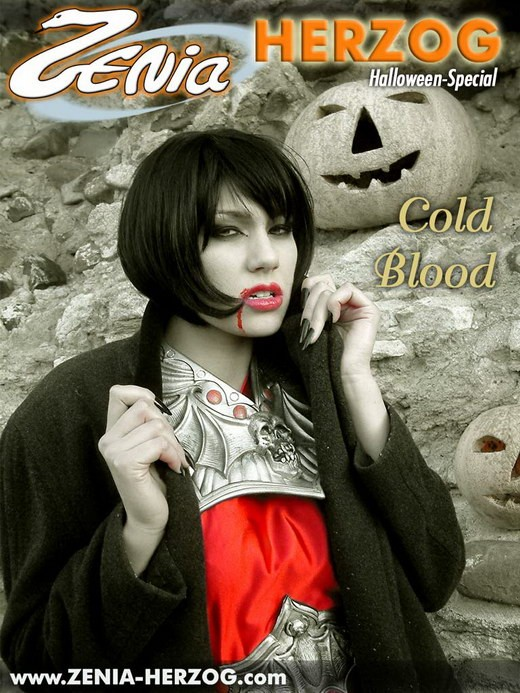 Zenia - `Cold Blood` - by Carlos Ridago for ZENIA-HERZOG