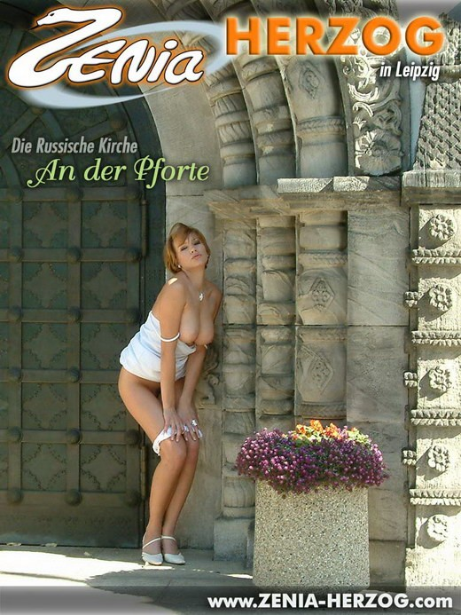 Zenia - `An der Pforte` - by Carlos Ridago for ZENIA-HERZOG