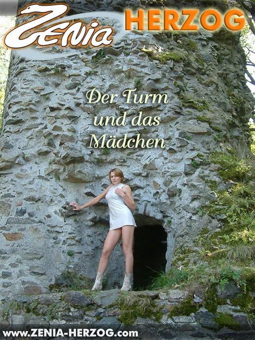 Zenia - `Der Turm und das Madchen` - by Carlos Ridago for ZENIA-HERZOG