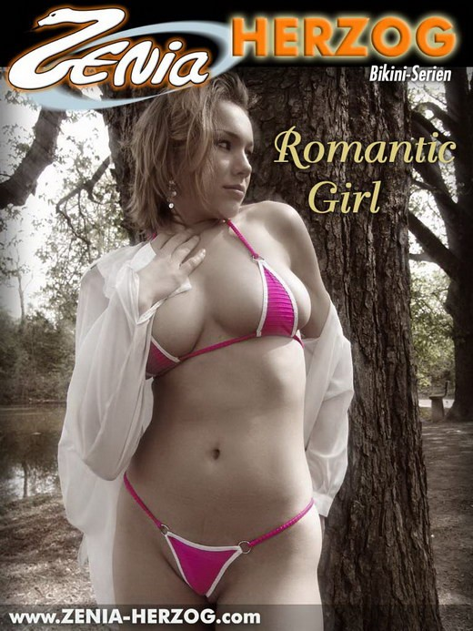Zenia - `Romantic Girl` - by Carlos Ridago for ZENIA-HERZOG