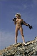 Valia in Bare Naked gallery from MPLSTUDIOS by Alexander Lobanov - #1