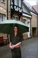 Brigitte in Postcard From London gallery from MPLSTUDIOS by Diana Kaiani - #12