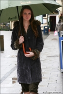 Brigitte in Postcard From London gallery from MPLSTUDIOS by Diana Kaiani - #4