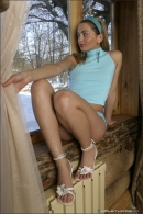 Lilya in Turquoise gallery from MPLSTUDIOS by Alexander Lobanov - #5