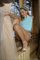 Lilya in Turquoise gallery from MPLSTUDIOS by Alexander Lobanov - #6