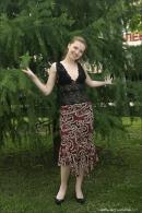 Svetlana in Postcard From Moscow gallery from MPLSTUDIOS by Alexander Lobanov - #2