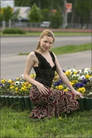 Svetlana in Postcard From Moscow gallery from MPLSTUDIOS by Alexander Lobanov - #8