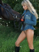 Elen in My Pony gallery from WATCH4BEAUTY by Mark - #2