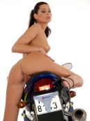 Evelyn in Passionate Biker - Part II gallery from WATCH4BEAUTY by Mark - #10