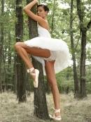 Zoe in Prima Ballerina gallery from WATCH4BEAUTY by Mark - #9