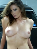 Kyla Cole in Sexy Driver gallery from WATCH4BEAUTY by Mark - #9