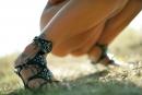 Ilona in Nude In The Field gallery from WATCH4BEAUTY by Mark - #3