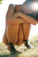 Ilona in Nude In The Field gallery from WATCH4BEAUTY by Mark - #6