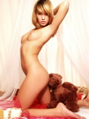 Verunka in Teddy Bear gallery from WATCH4BEAUTY by Mark - #1
